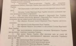 Верховна Рада 9 скликання починає свою роботу з порушення Законів України. Розслідування