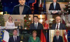 Нейро-лінгвістичний аналіз новорічної промови Зеленського