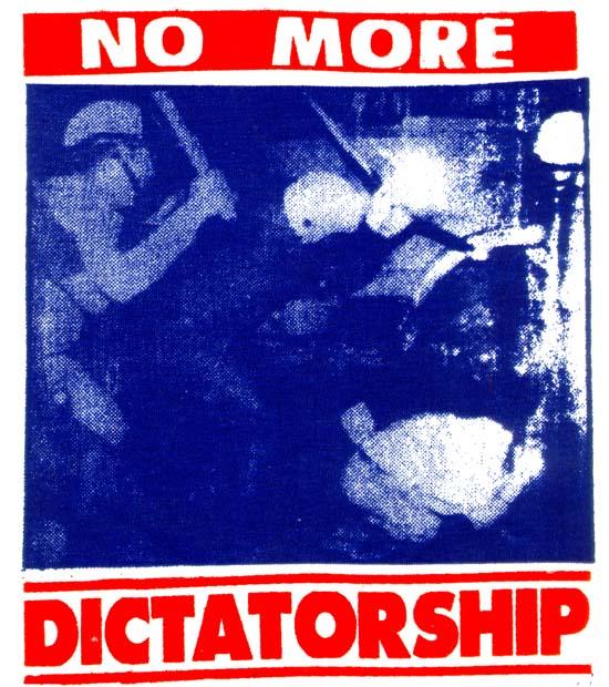 dictatorship stop