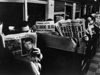 John f Kennedys assassination