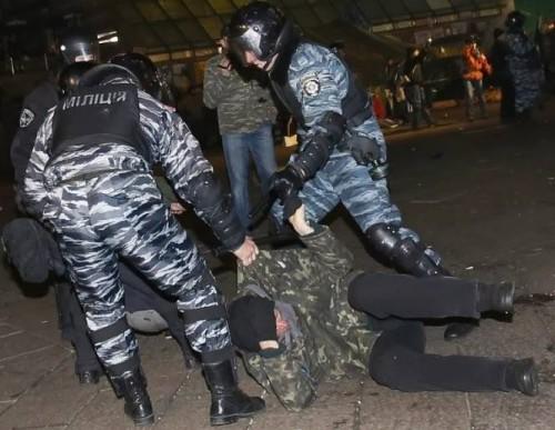 Berkut proti Maidan1