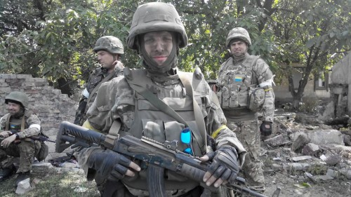 Все мужчины до 65 лет в Украине должны быть вооружены и военнообязаны, - ученый, руководитель группы волонтеров Павел Хазан - Цензор.НЕТ 5346