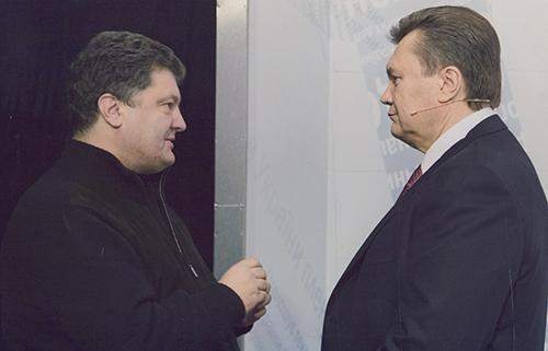 Poroshenko&Yanuk3-1