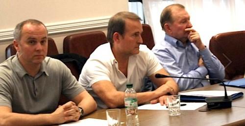 В МИД не знают о сути переговоров Медведчука с террористами: Кучма останется официальным представителем Украины в контактной группе - Цензор.НЕТ 1040