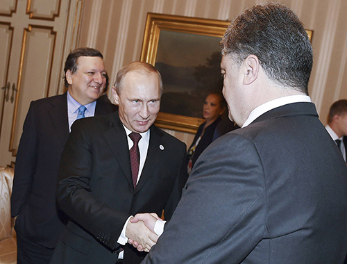 Poroshenko&Putin5-1