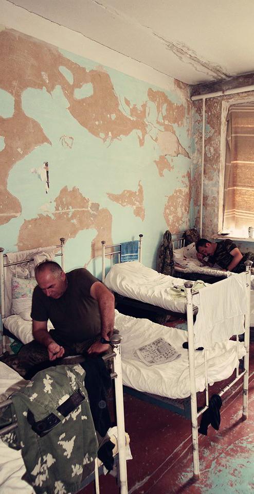 В Харькове потушен пожар в здании института радиоизмерений - Цензор.НЕТ 9549
