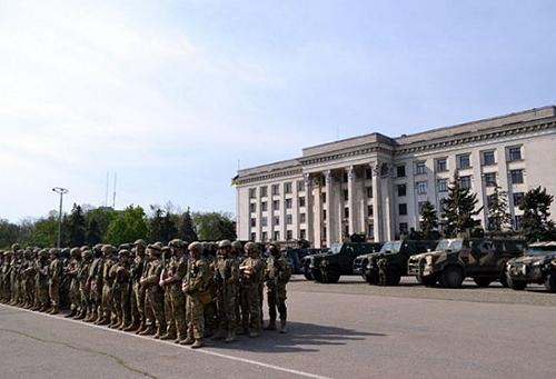 В Одессе все будет спокойно. Любые сепаратистские мятежи будут быстро пресечены, - Геращенко - Цензор.НЕТ 8079